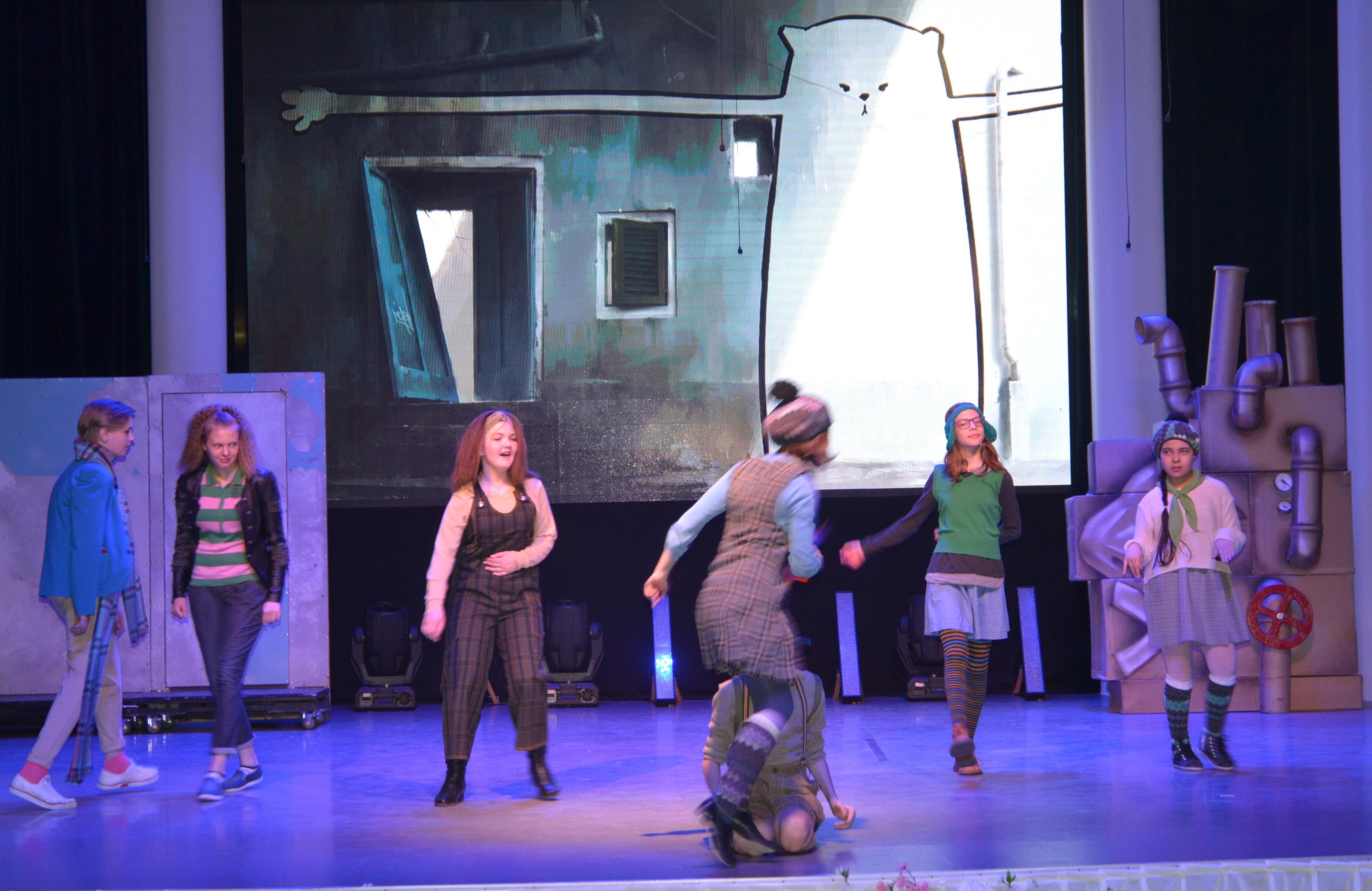 Детская театральная студия «Эйдос»
