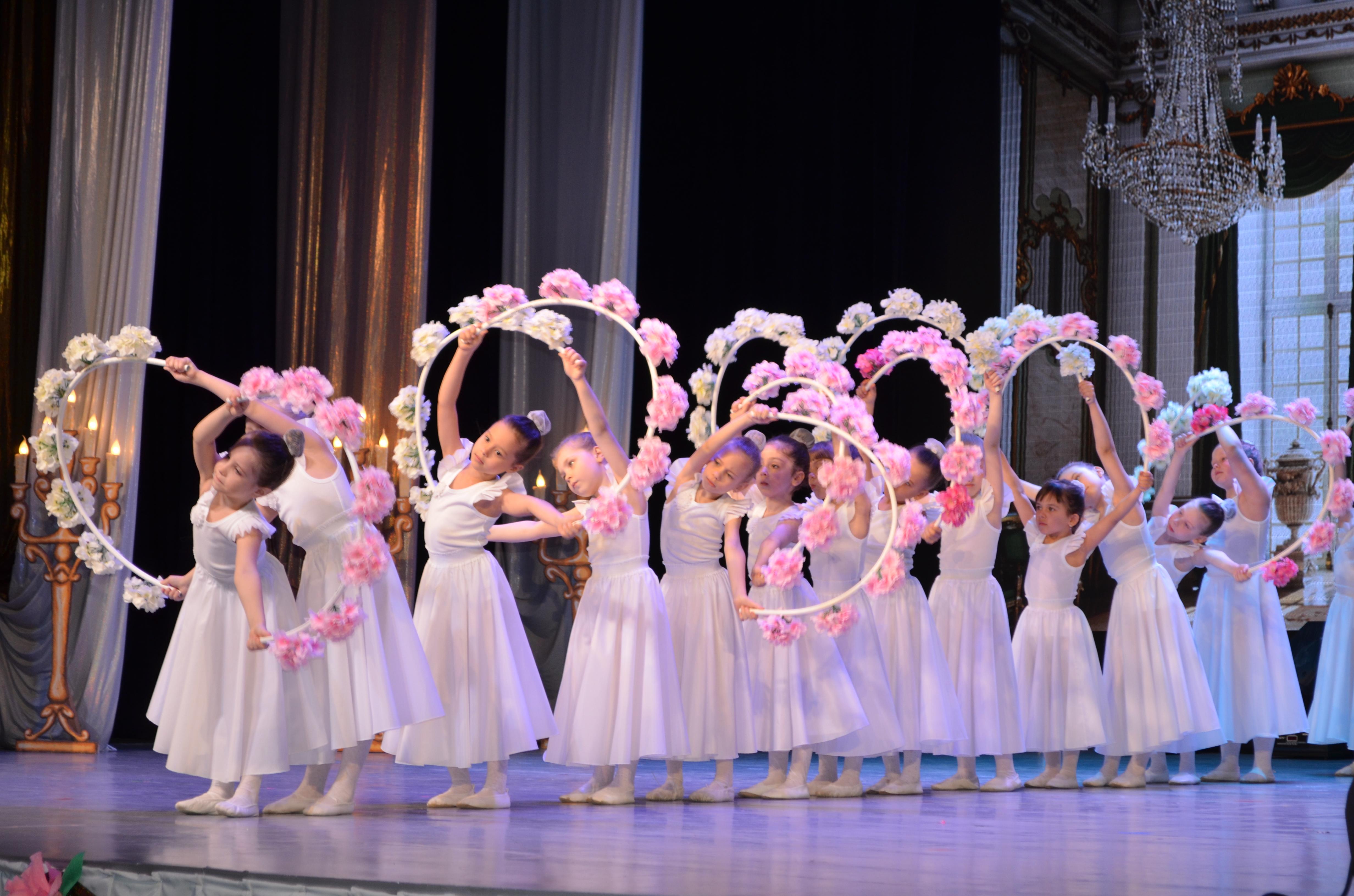Танцевальная группа Мозаика