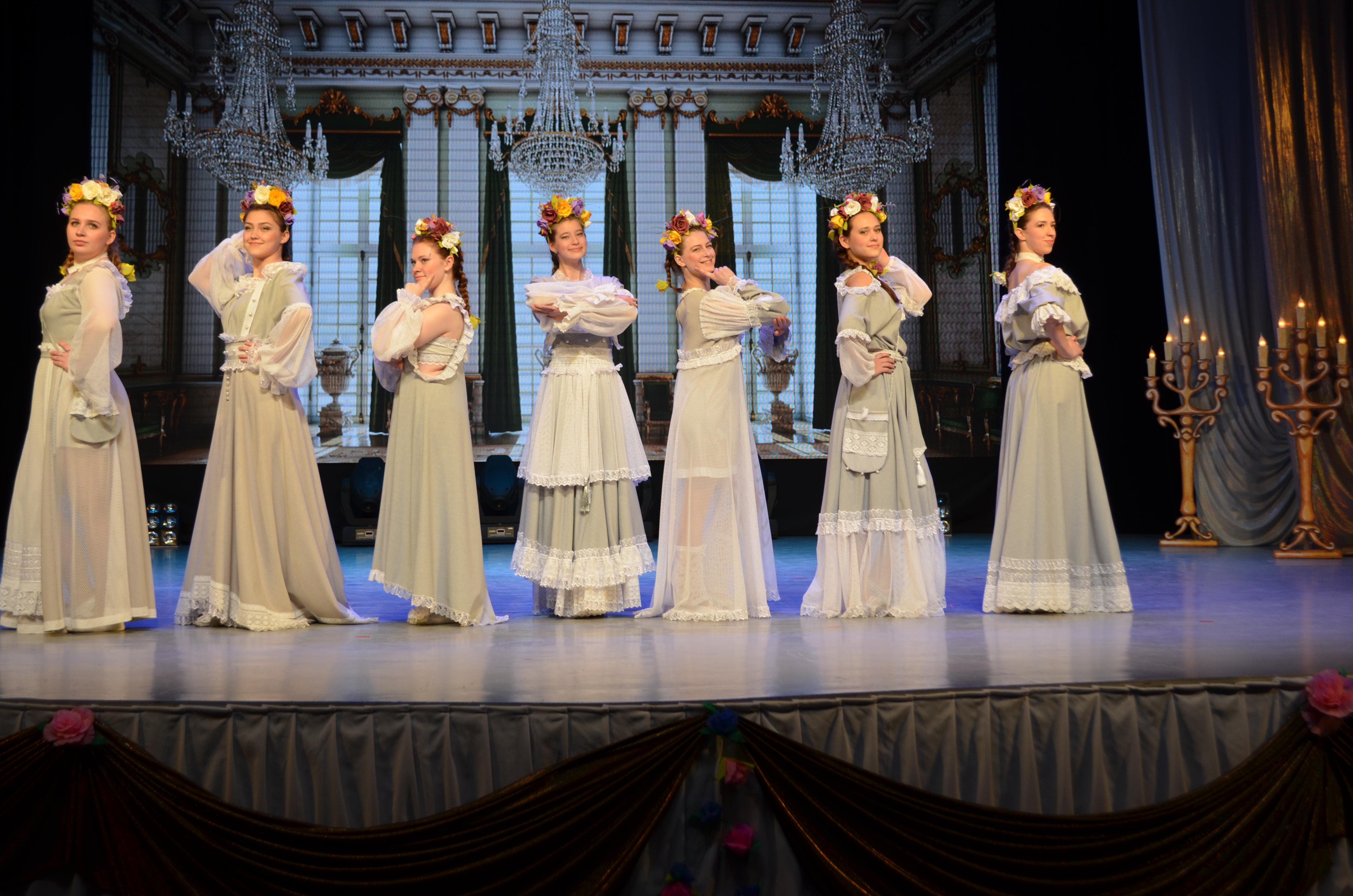 Театр моды Силуэт